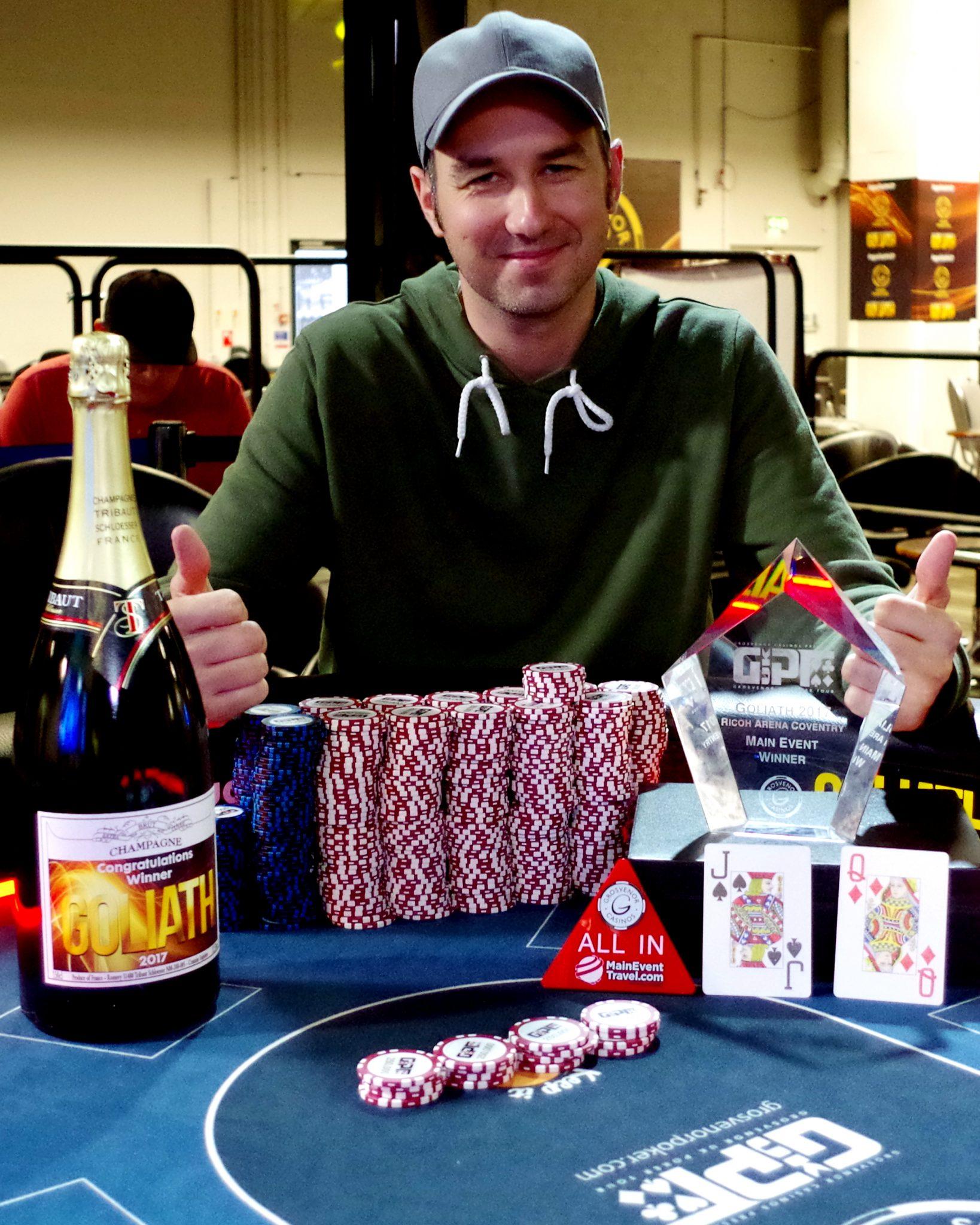 Победитель турнира по покеру