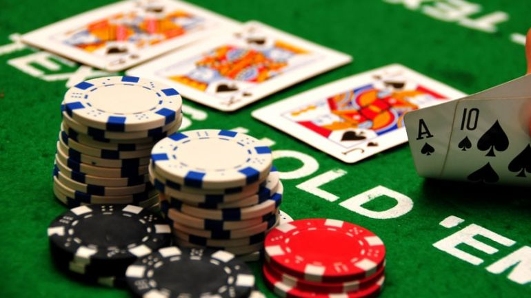 Игра в Покерок